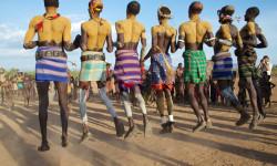 Kara tribe ceremony