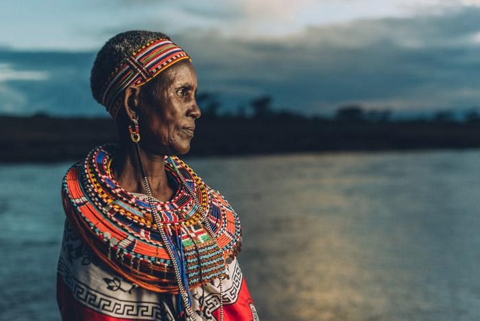 Kenyan-woman-Samburu
