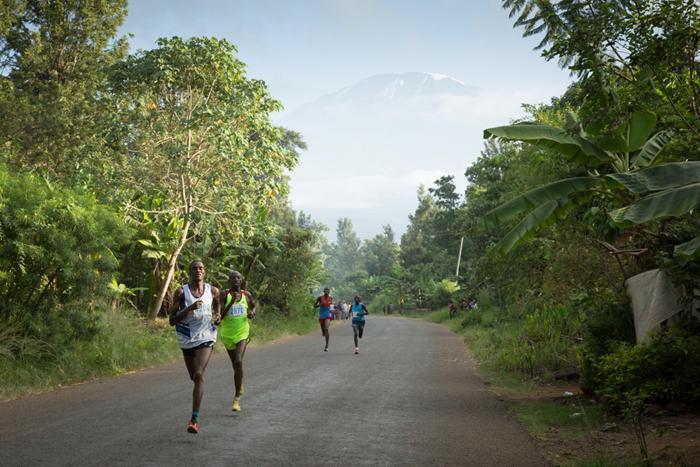 Kilimajaro-marathon