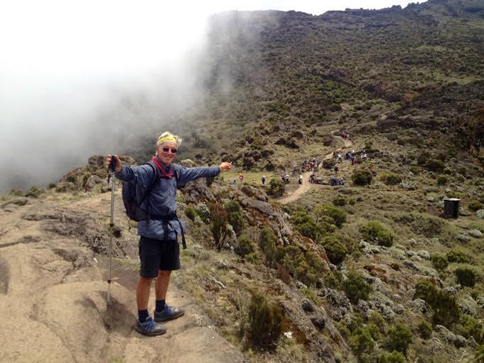 Kilimanjaro-hike