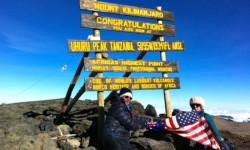 Kilimanjaro-peak