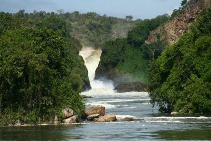 Murchison-waterfalls