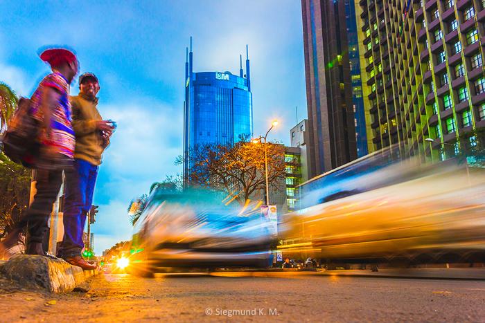 Nairobi Streets