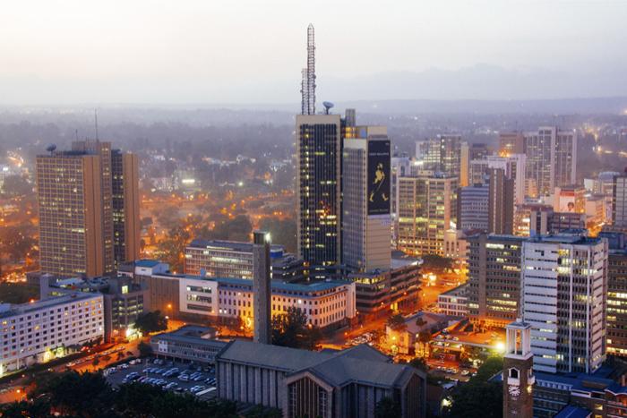 Nairobi-at-dusk