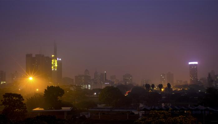Nairobi-by-night