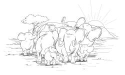 elephant-cartoon