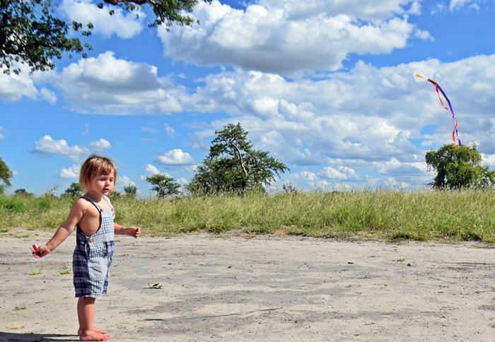 Children-in-the-bush