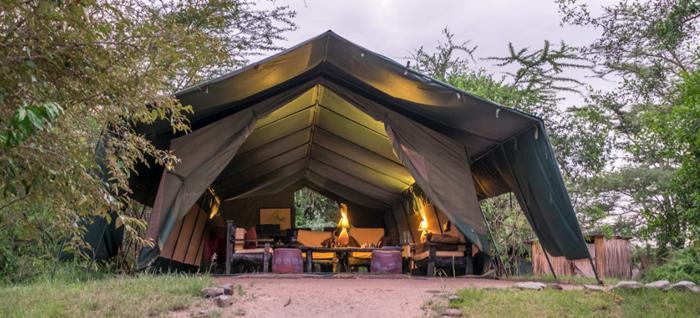 Porini Mara Camp