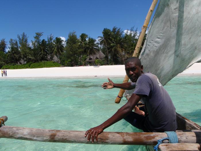 Zanzibar-dhow