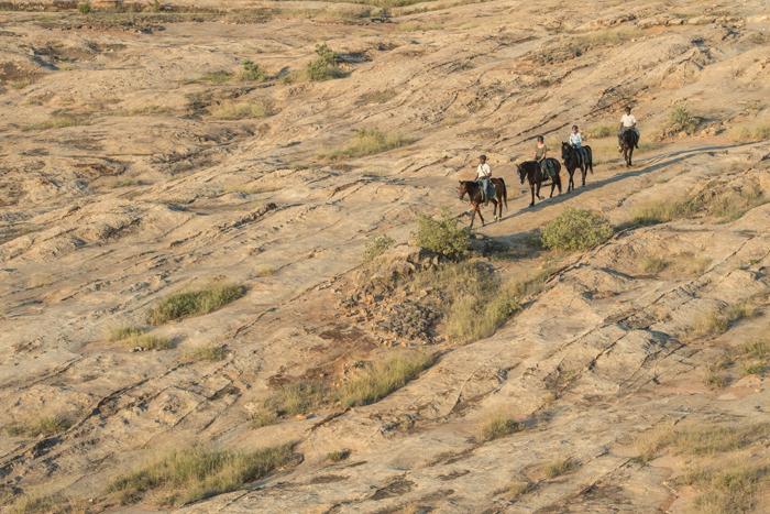 On-horseback-in-Mashatu