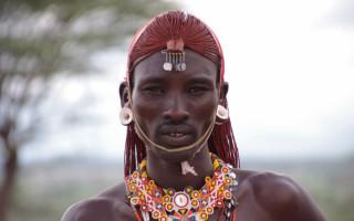 Samburu-tribesman