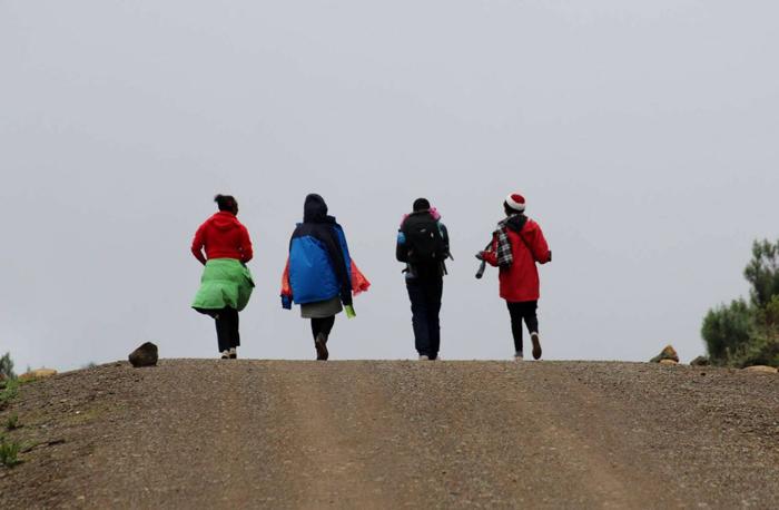 Hiking-Mount-Kenya