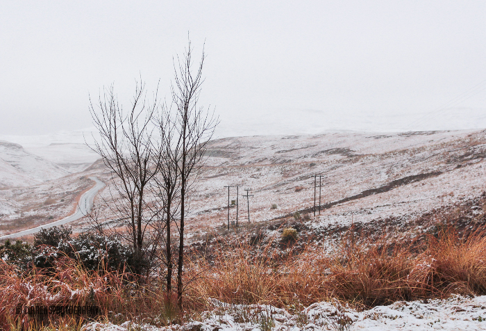 A Winter Wonderland In The Drakensberg Africa Geographic