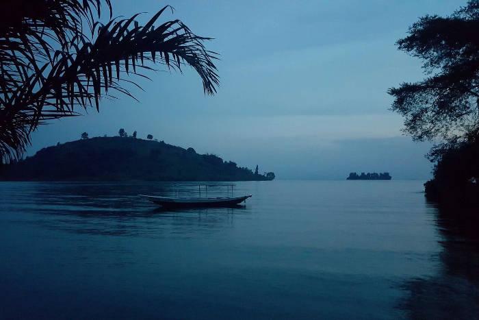 lake-kivu-gorilla