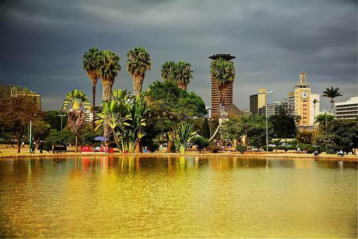Nairobi_Uhuru Park