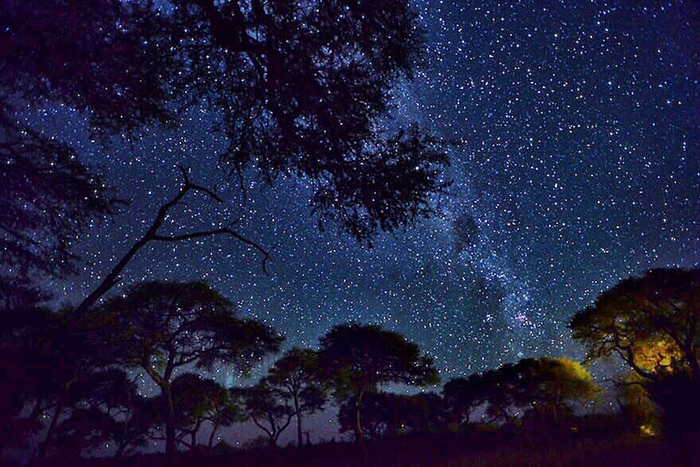 Shaun McMinn captures the beauty of star gazing in Africa