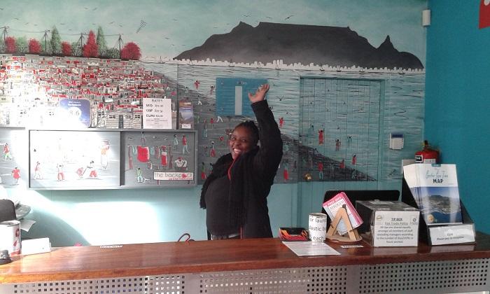 Thando-Zozo-at-reception-at-The-Backpack