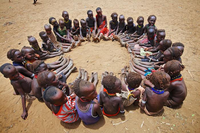 circle-of-children-ethiopia-trevor-cole