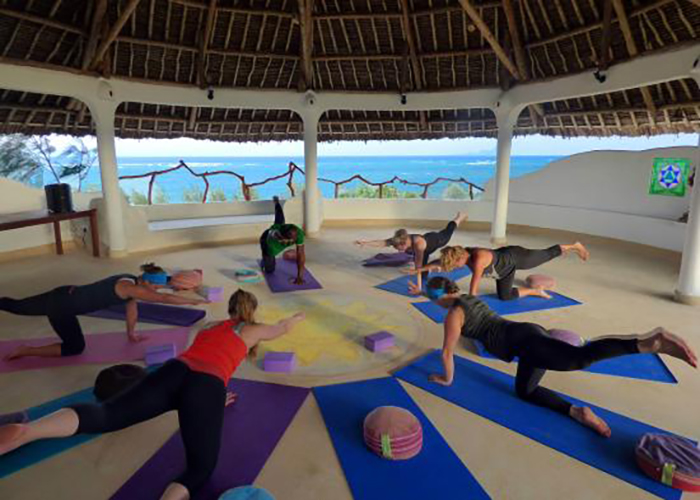 Yoga - Watamu-Treehouse