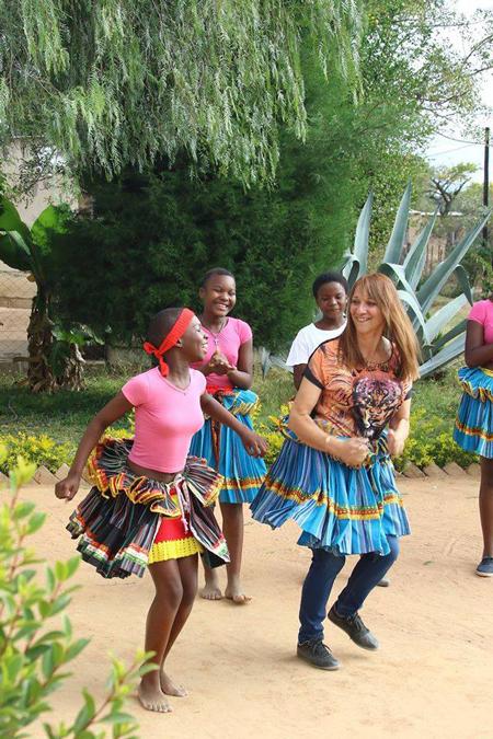dancing-traditional-village