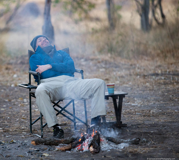 relaxing-campfire-botswana