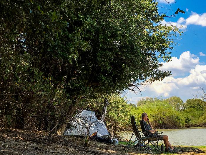 authentic-selous-campsite