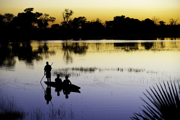 xigera-sunset-mokoro-ride