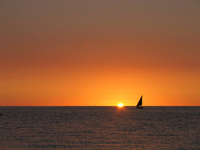 bahia-mar-sunset