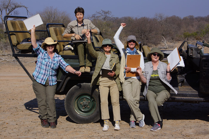 art-on-safari-group