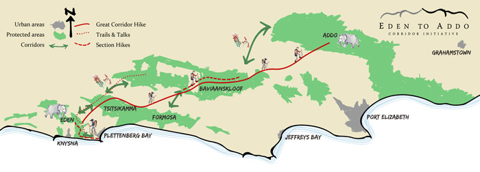 eden-to-addo-route-map