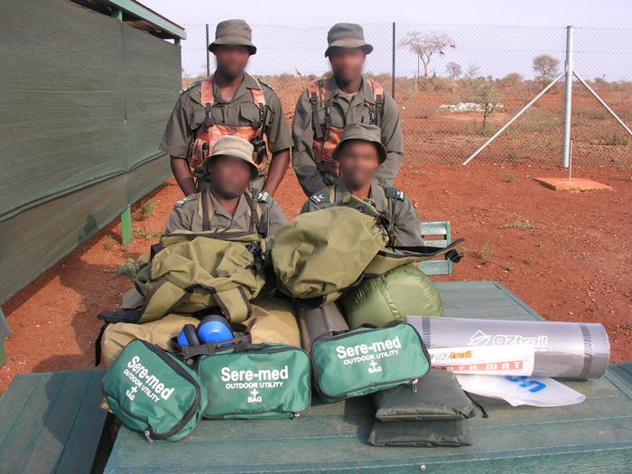 Kruger National Park Rangers