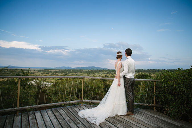 Places To Have A Wedding.The African Bush Is One Of The Most Romantic Places To Have