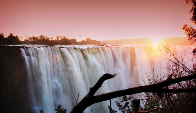 Victoria Falls A Landmark That Has Stood The Test Of Time