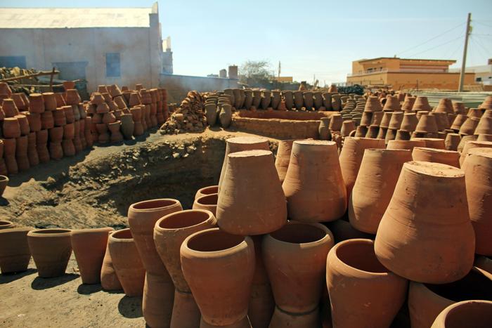 clay-pots-sudan