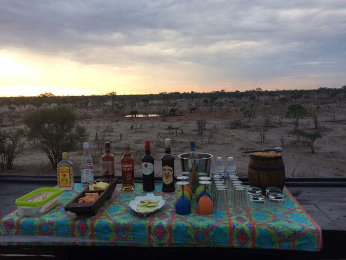botswana-sunset
