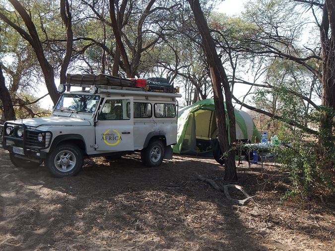 Experience a self drive safari with Outbound in Africa