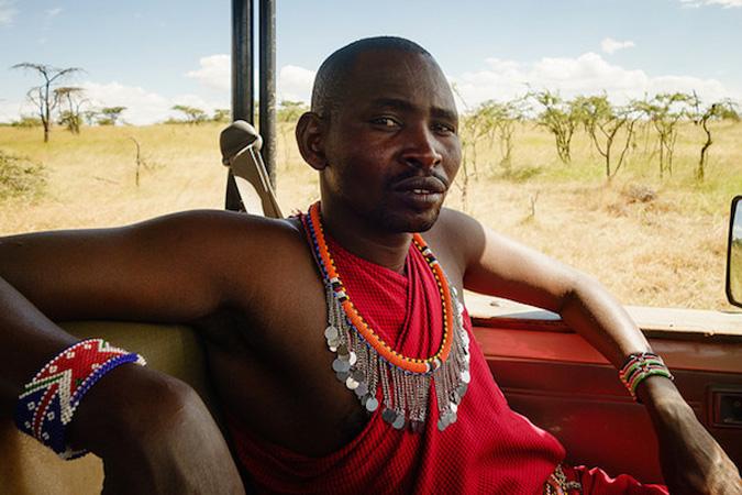 community-masai