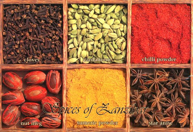 Spices-of-Zanzibar
