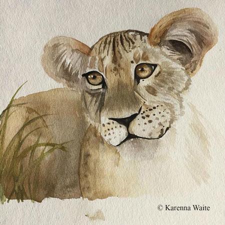 lion-art