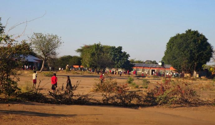 luangwa-village