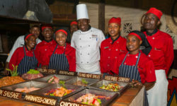 The-Boma-Dinner-Drum-Show-culinary-team