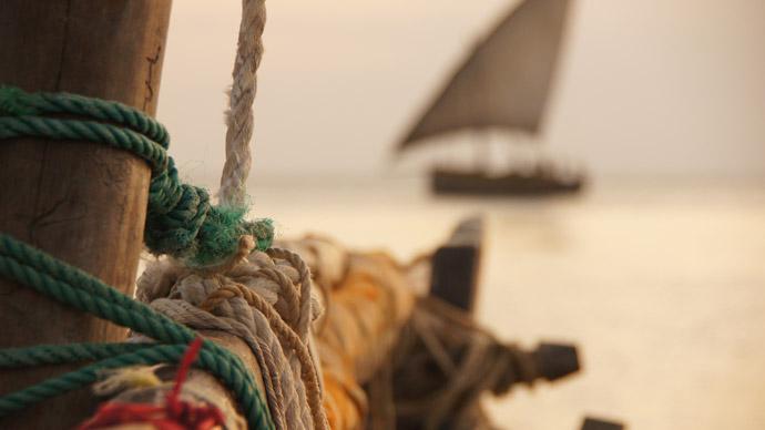Zanzibar-Dhows