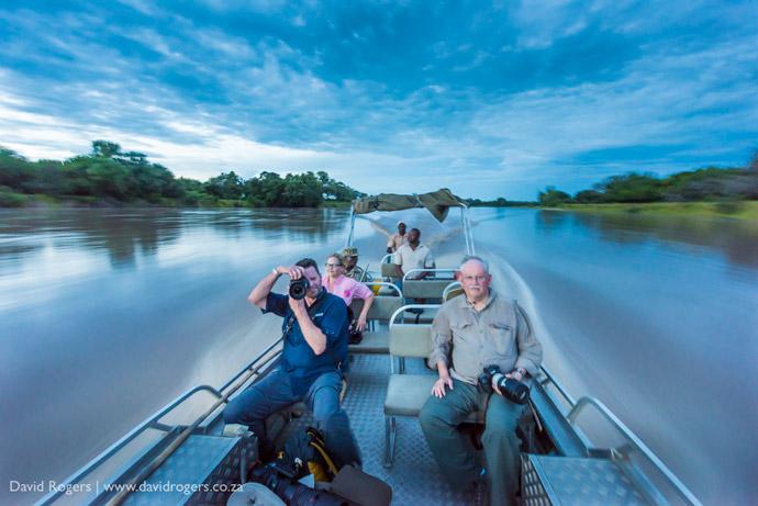 David Roger's green season photo safari - Africa Geographic
