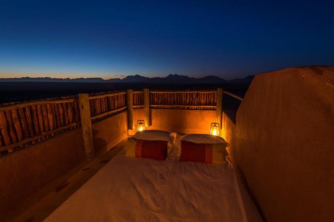 Namibia, romantic getaway