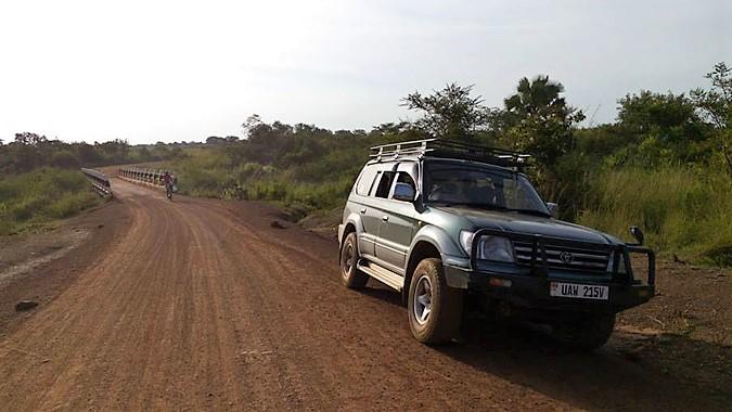 4x4 Uganda