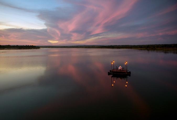 Zambezi, romantic getaway