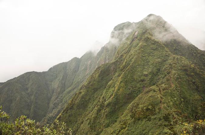 Mount Sabyinyo hike
