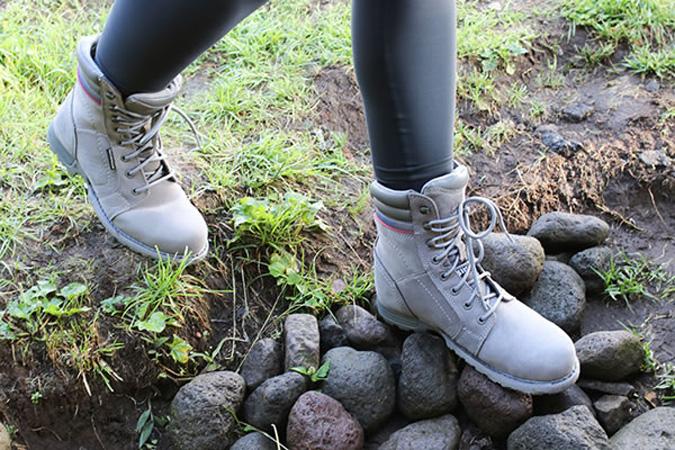 hiking boots, gorilla trekking