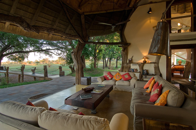 Robin Pope Safaris, Luangwa Safari House, Zambia
