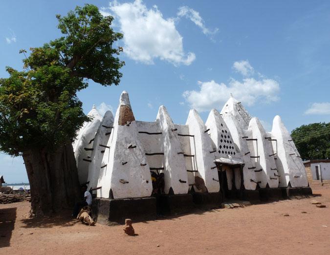 Labaranga Mosque, Ghana, Pete Martin
